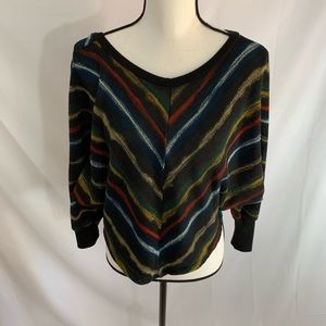 Tops - 3 for $10 MultiColored Long Sleeved Top